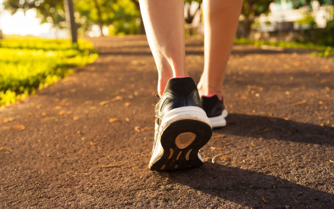 Article and Comment: Some experts have thrown out the 10,000 steps a day goal, now there's a new one